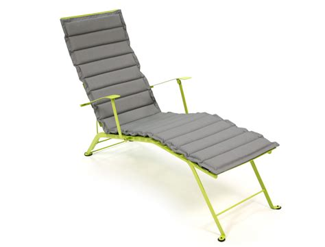 Chaise Bistro outdoor otf cushion for fermob bistro chaise longue
