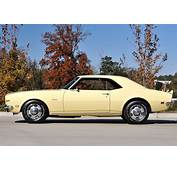 1968 Chevrolet Camaro Z/28  Specifications Photo Price