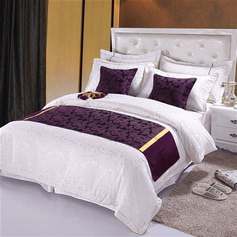 hotel beds china hotel bed runner china bed runner bed spread