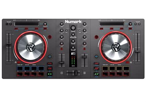 consola dj consola numark mixtrack pro 3 dj controlador mixer serato