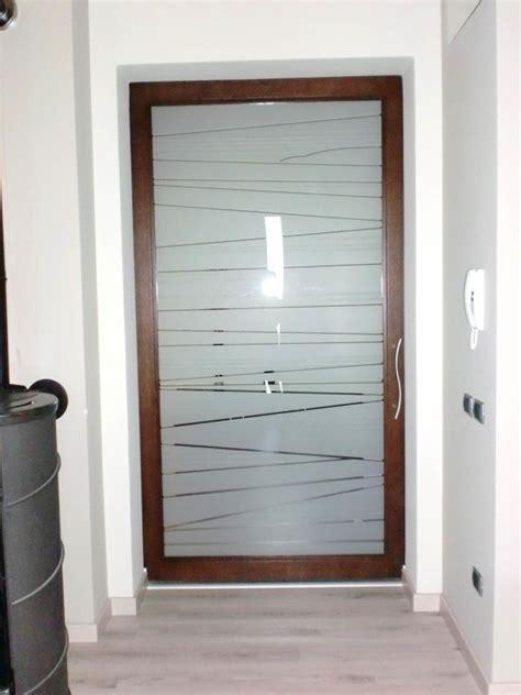 porte ingresso con vetro realizzazioni porte e portoni d ingresso rivas