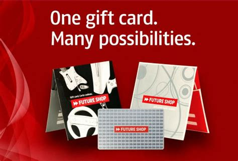 Gift Cards For Online Shopping - future shop gift cards flyers online