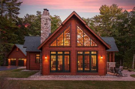 chalet home plans 21 stunning chalet style homes ideas house plans