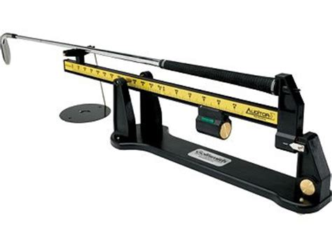 swing weight scale golfsmith swingweight scale clubmaking equipment from