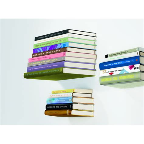 umbra conceal shelf buy bookshelves at exit interiors