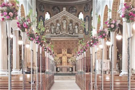 dekoration kirche hochzeit hochzeit blumendekoration blumengesch 228 ft gartenbau