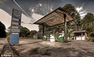 Closest Petrol Garage by Of The Petrol Station Forecourts More Than Half On