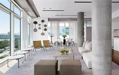 wonderful Interior Decoration Ideas For Living Room #3: modern-interior-design-decorating-with-columns-26.jpg