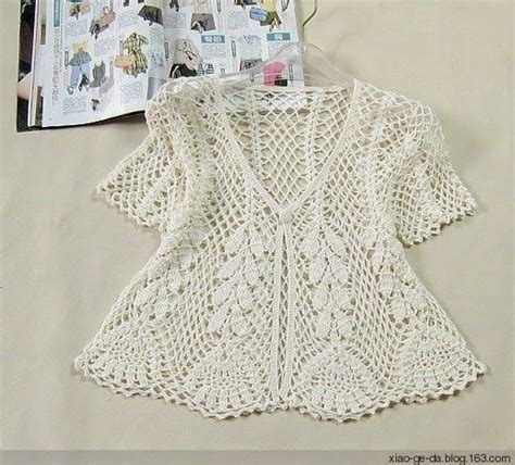 croche passo a passo 8 pictures to pin on pinterest blusa de croche passo a passo pesquisa google blusas
