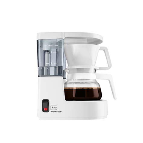 kaffeemaschine 2 tassen test melitta kaffeemaschine aromaboy f 252 r 2 tassen in wei 223