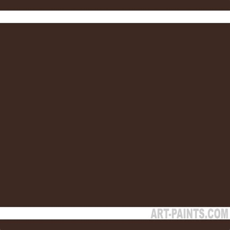 chocolate brown artist 24 pastel paints fop24