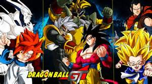 dragon ball gt neko san