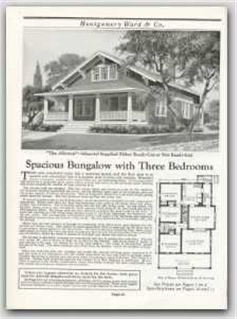montgomery ward house plans house kits montgomery ward and catalog on