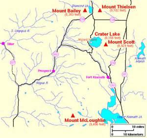 oregon cascades map file southern oregon cascades map png