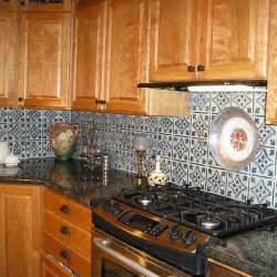 Tin Tiles For Kitchen Backsplash Tin Backsplashes