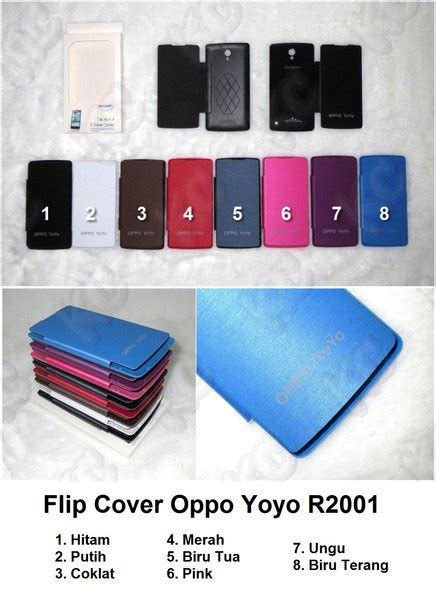 Flip Cover For Oppo Yoyo Pink jual beli casing sarung flip cover oppo yoyo