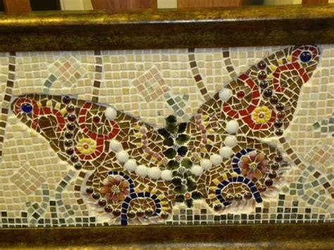 mosaic pattern definition using fiberglass mesh mosaic art supply