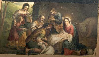 imagenes de los pastores del nacimiento de jesus para colorear divino querer el nacimiento de jesus vision de la beata