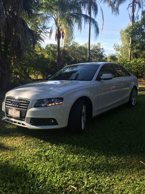Audi A4 B8 2 0 Tfsi 2010 audi a4 2 0 tfsi b8 8k car sales qld brisbane
