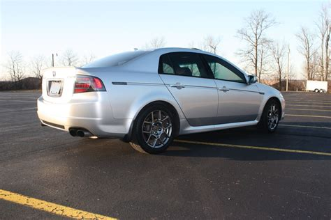 custom acura tl type s acura tl type s custom custmod cars pictures