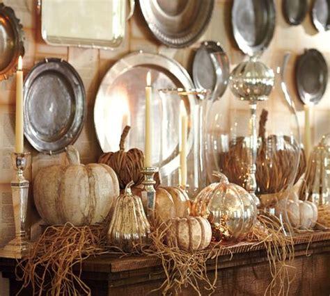 easy fall decor ideas pottery barn fall candles silbury hill