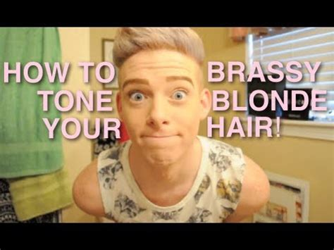 the best toning shoo for blondes youtube a method on how to tone brassy blonde hair youtube