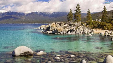 lake tahoe nevada usa summer nature