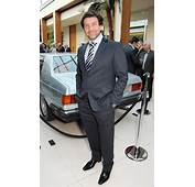 TV Personality Nick Knowles At The New Maserati