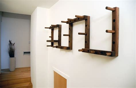 functional and versatile hallway coat rack digsdigs