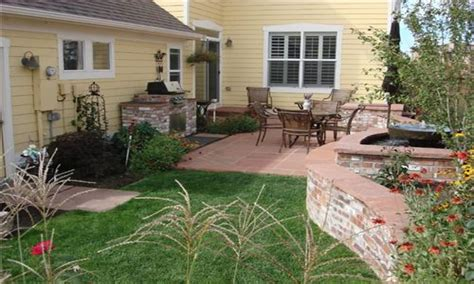 backyard patio landscaping ideas landscaping back yard small backyard patio landscaping