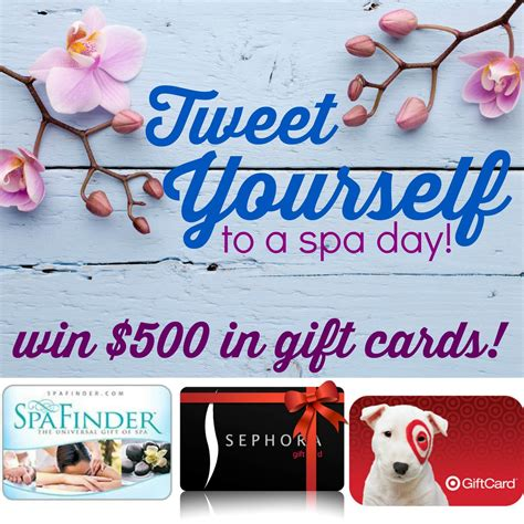 Spa Giveaway Ideas - tweet yourself spa giveaway the dating divas