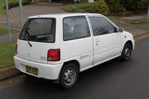Daihatsu L200 File 1993 Daihatsu Mira L200 Ms 3 Door Hatchback