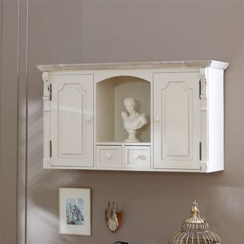 cream wall shelves for bedrooms cream cupboard shelf drawers storage french chic living