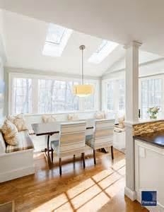 kitchen dining area ideas 27 dining rooms with skylights that the show