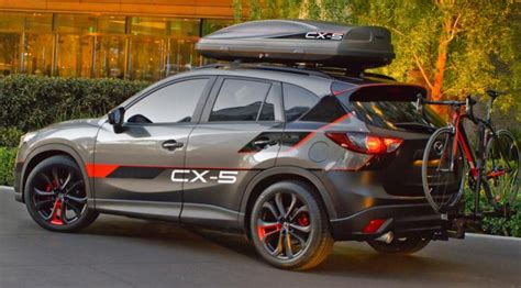 Sema 2012 Tricked Out Cx 5 S Mazda Forum Mazda