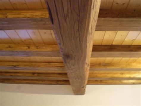 Fausse Poutre Plafond by D 233 Coration Et Bricolage Fabrication Fausses Poutres