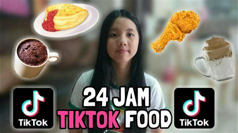 jam makan makanan viral  tiktok youtube