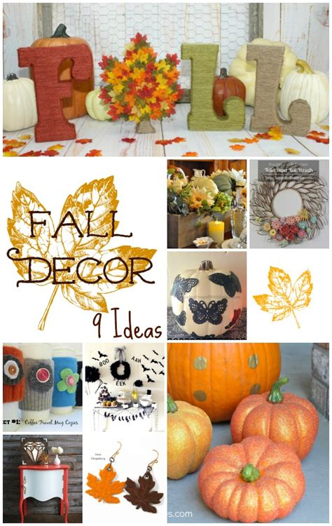 pinterest fall home decor great ideas for fall decorating made from pinterest