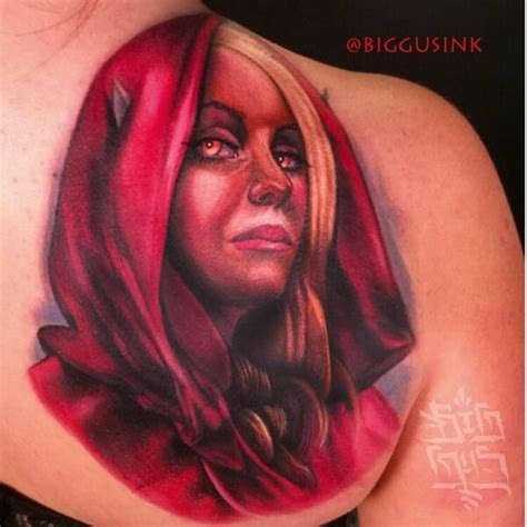 big gus tattoo shop my quot ladykiller quot done by big gus of nightmares