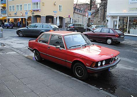 Bmw 3er Alt by 3er Reihe E 21 E30 Fotos 3 Fahrzeugbilder De