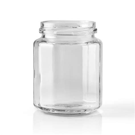 what are jars 9 oz flint glass 12 sided jar 63 2030 neck finish 12