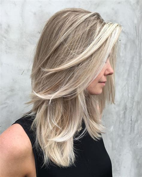 highlights for black hair and layered for ladies over 50 25 best ideas about long layered cuts on pinterest long