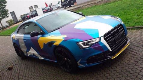 Camouflage Folie Gelb by Camouflage Folierung Drivindu