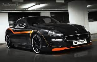 Maserati coupe body kit