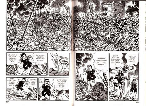 Livre Du Samedi Gen D Hiroshima Keiji Nakazawa