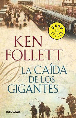 libro fall of giants triple debolsillo follet ken 9786073159296