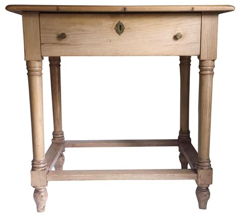 antique pine end tables antique pine table w drawer contemporary side