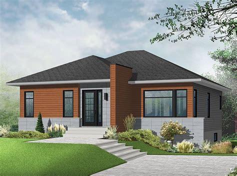 Modern Efficient Home Design Dise 241 Os De Casas De Co Construye Hogar
