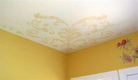 Best Way To Paint A Textured Ceiling by 10 Nontrivial Ways To Decorate A Ceiling Xenia