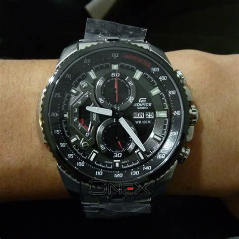 reloj casio edifice ef 558d 1av 100 nuevo y original